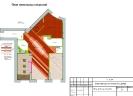 План напольных покрытий<br>дизайн квартиры, дизайн квартиры Киев, дизайн интерьера, дизайн-проект, дизайн интерьера Киев, дизайн-проект Киев