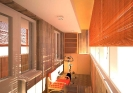 32 Лоджия, дизайн квартиры, дизайн квартиры Киев, дизайн интерьера, дизайн-проект, дизайн интерьера Киев, перепланировка, евроремонт, евроремонт Киев