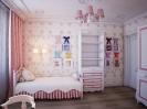 дизайн интерьера  детской комнаты_3