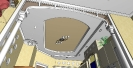 дизайн потолка кухни 09