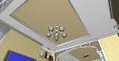 потолок столовой 07