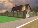 Проекты индивидуальных жилых домов, коттеджей