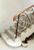 ремонт дома, ремонт дома Киев, отделка, отделка лестницы плиткой 2