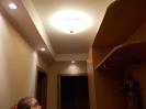 подвесной потолок в прихожей, ремонт квартир, ремонт квартир Киев, отделка, отделочные работы, отделка Киев